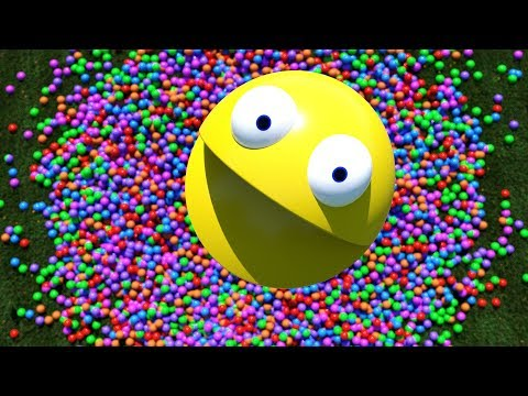 Pac Man Happiness