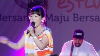 Voc: Kiroro Song: Mirae Event: Indonesia Japan Music Festival - Mat...