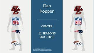 Dan Koppen: Football Center
