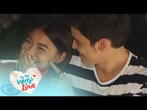 OTWOL Achieved Reel to Real: James at Nadine's message to each other