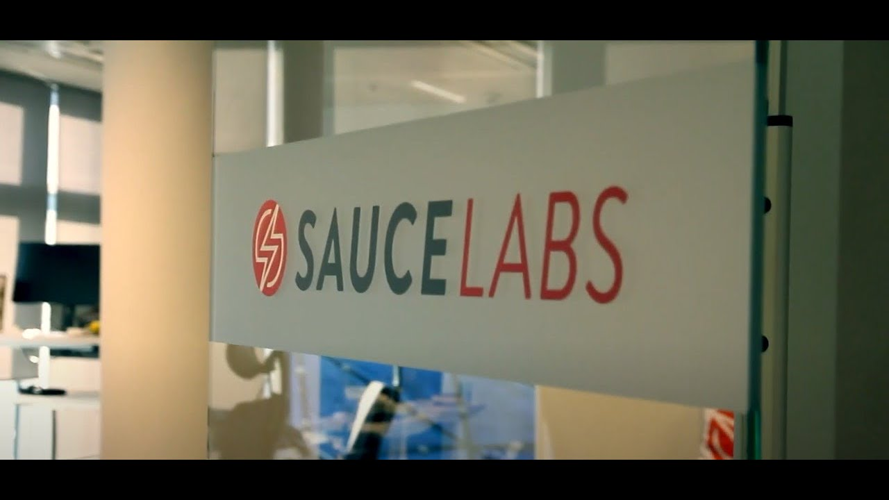 Working at Sauce Labs