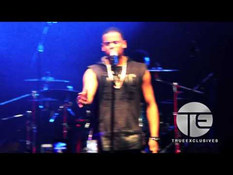 "Mack Wilds Performs Michael Jackson's ""Remember The Time"" LIVE"