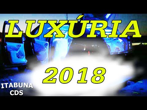 SELEÇÃO DE LUXÚRIA 2018 - É MUITA LUXÚRIA
