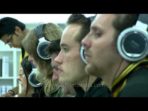 Broadcasters log footage after ingest