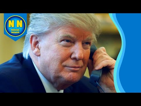 NOTICIA DE ULTIMA HORA INTERCEPTAN COMUNICACIONES DE DONALD TRUMP 🔴  | Noticias al Momento