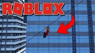 Roblox - FAZENDO PARKOUR NO ROBLOX ( Parkour )