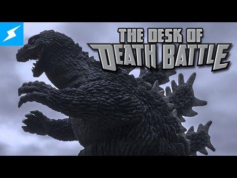 Godzilla is Pearl Harbor Reincarnated??   The Desk of DEATH BATTLE