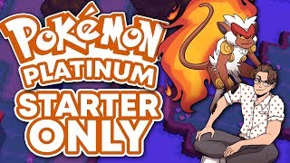 Download Beating Pokemon Platinum Using Only My Starter Mp3 and Videos