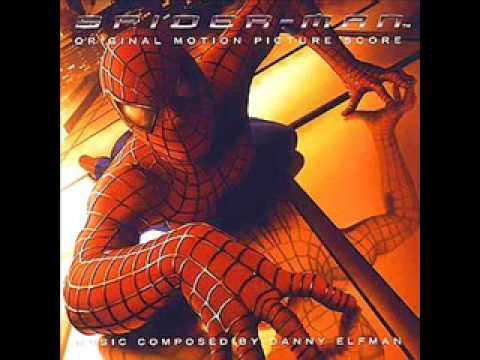 Spider-Man Soundtrack- End Credits