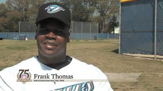 Frank Thomas - 2014 Baseball Hall of Fame Candidate