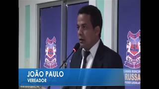 João Paulo Pronunciamento 18 10 17