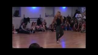 Chachi Gonzales Master Class at ICON Dance Complex