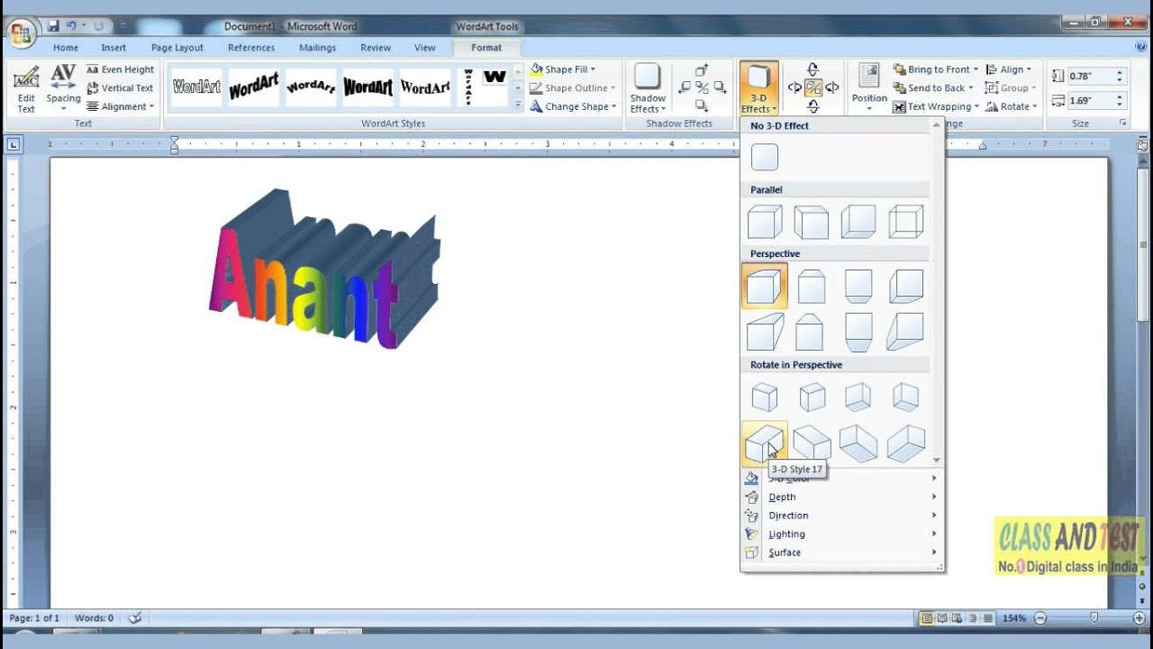 how to put shapes on microsoft word