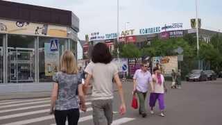 Прогулка вокруг гостиниц Измайлово Альфа, Бета, Вега и Гамма-Дельта(Московские гостиницы комплекса Измайлово находятся совсем рядом от станции метро Партизанская. Причем,..., 2013-05-23T21:14:35.000Z)