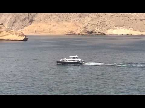 Delivery of the Lagoon 630 in Oman !