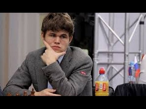 Kramnik DOMINATES 🎓 Carlsen in 28 Moves! - (Kramnik vs Carlsen, 2011)