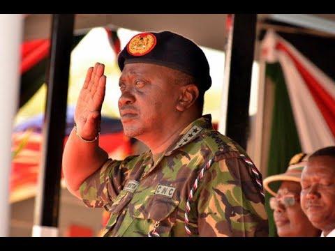 Assessing President Kenyatta's order to kill and bury Al-Shabaab militants