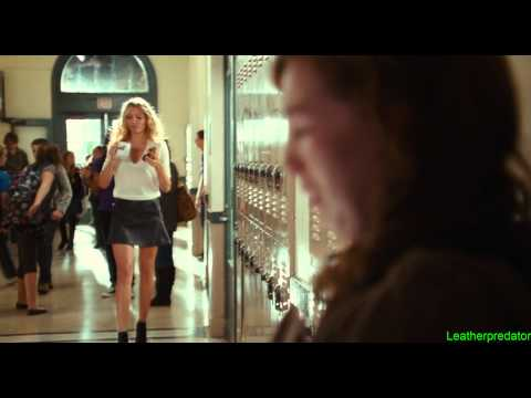 Bad Teacher (2011) - leather scene HD 1080p