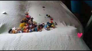 Обзор игрушек из (TOP 5) kinder surprise  Канал Цветочка 