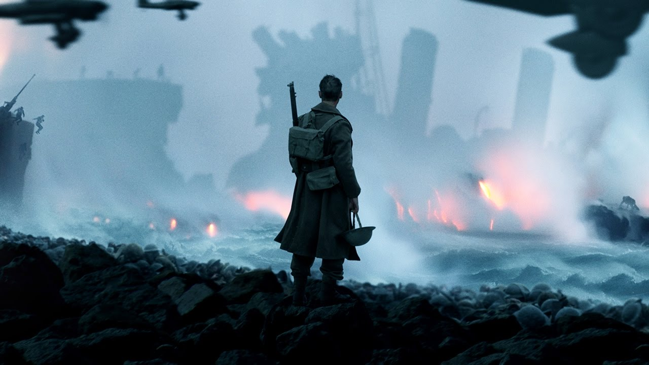 Dunkirk - Trailer 1 [HD] - YouTube