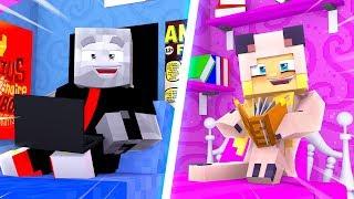 WIR ZEIGEN EUCH UNSER ZIMMER?! - Minecraft [Deutsch/HD]