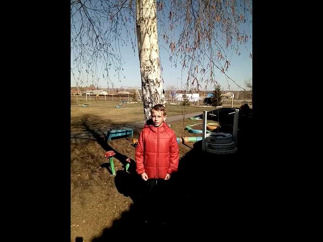 Изображение предпросмотра прочтения – ФёдорЛысов читает произведение «Снег теперь уже не тот» С.Я.Маршака