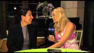Yanna Darilis interviews Ambassador Kounalakis