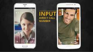 alo social video chat direct call url