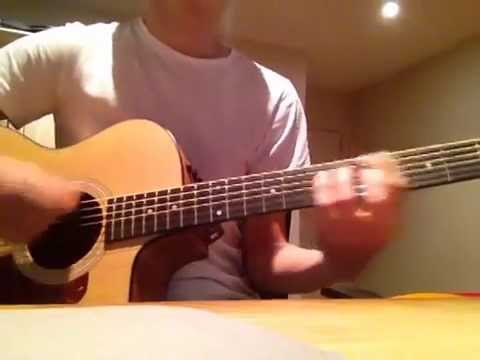 Cigarette Daydreams - Cage The Elephant - guitar cover - YouTube