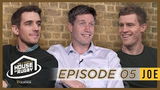 Super Dan Leavy, ROG interview and massive All Blacks preview - Baz & Andrew's House of Rugby Ep 5