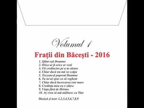 Fratii din Bacesti vol.1-demo 2016-2017