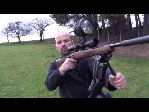 Rabbit & Fox Shooting Tips - Lamping Guide