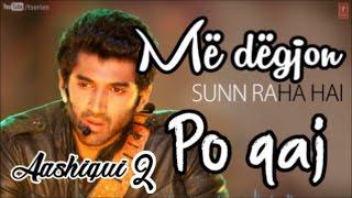 Sunn Raha Hai Na Tu Albanian Lyrical | Aashiqui 2 | Aditya Roy Kapur, Shraddha Kapoor