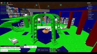 Roblox tardis. the quest for the silence