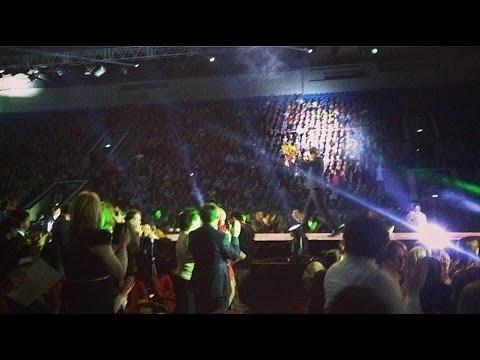 Видео: Воробьев Кирилл. Лужники. Зал 8000 человек