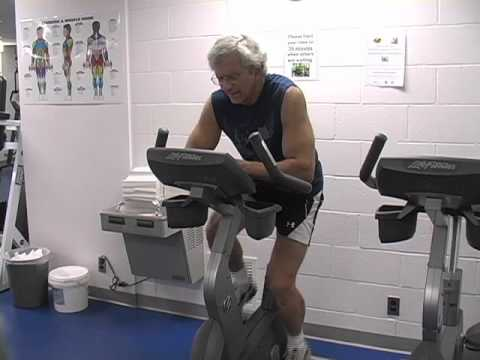 Exercise maintains healthy aging: Dr. Richard J. Hodes, NIA Director