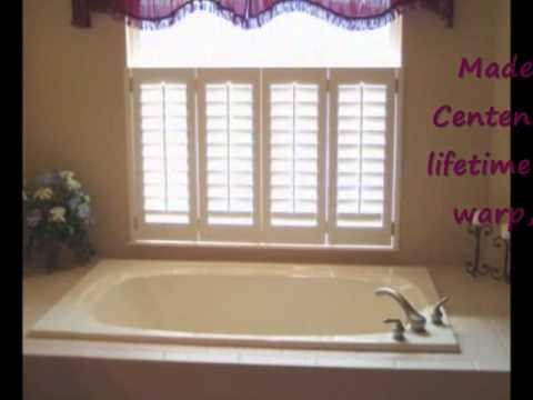 Plantation Shutters for Centennial, Colorado