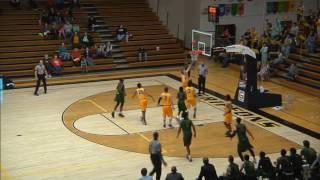Lawrence Brown MSSU Senior Highlights