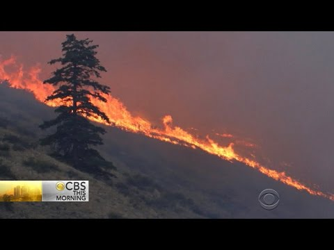 Three firefighters killed in Washington wildfires