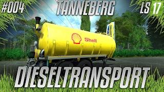 LS17 - Tanneberg #004 - Dieseltransport zum Komposter [HD] [german]