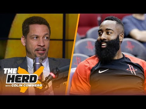 Chris Broussard talks James Hardens MVP pace, the Lakers & Jimmy Butlers attitude | NBA | THE HERD