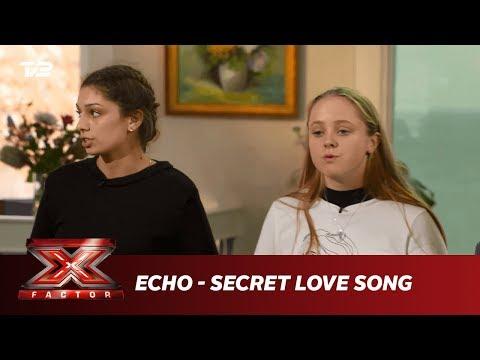 Echo synger 'Secret Love Song' - Little Mix feat Jason Derulo (Bootcamp) | X Factor 2019 | TV 2