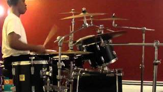 Drum Cover - Look At Me Now by Kirk Franklin