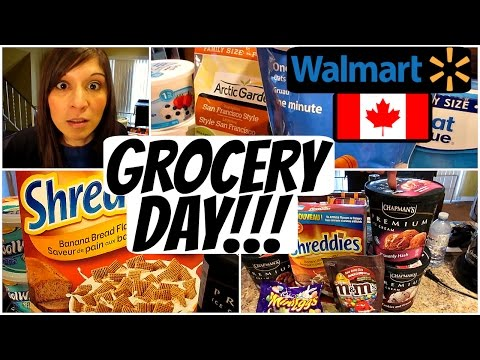 fat-to-fit:-grocery-haul-+-new-canadian-junk-food!-banana-bread-shreddies
