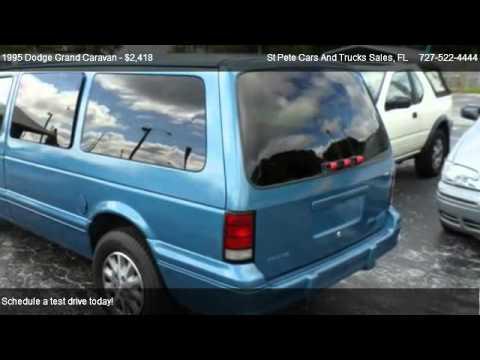 1995 Dodge Grand Caravan For Sale In St Petersburg Fl 33714 Youtube