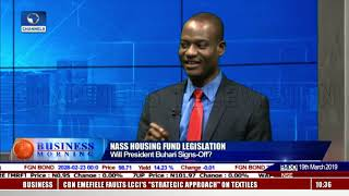Housing Deficit: Will President Buhari Sign The New NHF Law? |Business Morning|