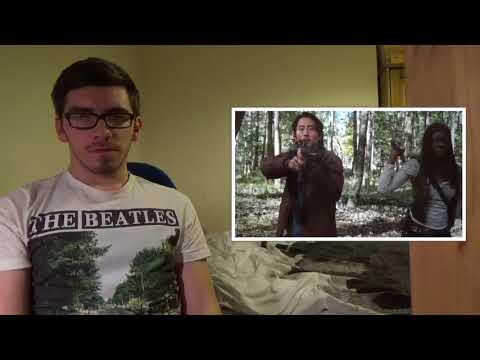 The Walking Dead - 6x15 'East' Reaction