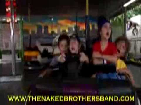Crazy car video by naked brothers band