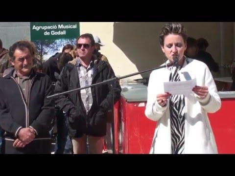 20150314 12 Fira de l'Oli i l'Espàrrec de Godall inauguració