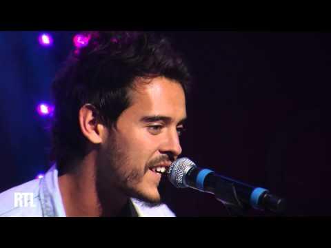 Fréro Delavega - Sweet darling en live dans le Grand Studio RTL présenté par Eric Jean-Jean - RTL